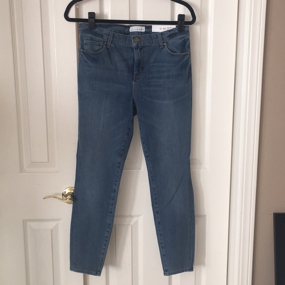 NWT Ann Taylor LOFT 5 Pocket Performance Denim Legging Legging various colors